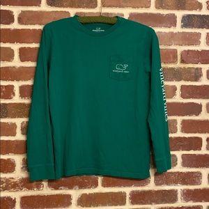 Vineyard Vines long sleeve T-shirt medium 12-14